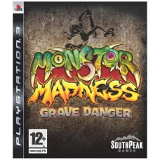 Monster Madness - Grave Danger